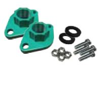 Wilo 1 1/4 in. FNPT Flange Kit