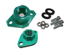 Wilo 3/4 in. FNPT Check Flange Kit