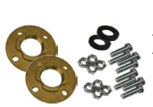 Wilo 2 in. FNTP Flange Kit