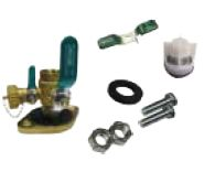 Wilo 1 1/4 in. SWT Flange Kit