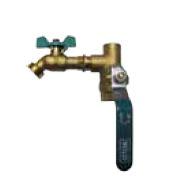 Wilo 1 in. C x C w/ Boiler Drain