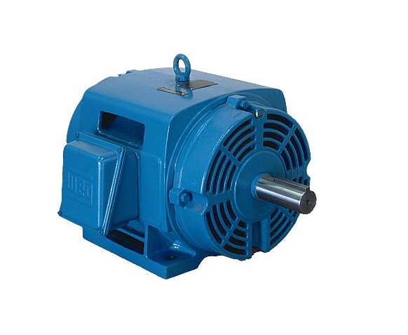 20018ot3g445t weg motors 3 phase odp ip21 ip23 nema for Weg nema premium motors