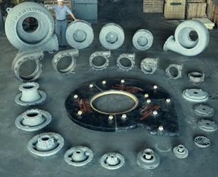 BJM Pump Replacement Parts