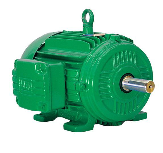 01018et3ect215t weg motors w22 cooling tower motor nema for Weg nema premium motors