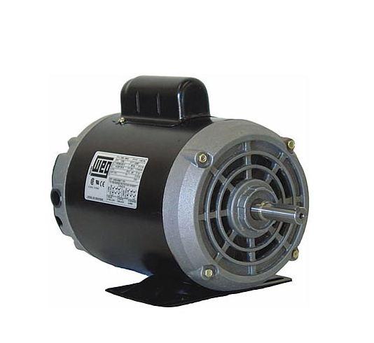 7536os1bb56c Weg Motors Single Phase Nema 48 56 Odp