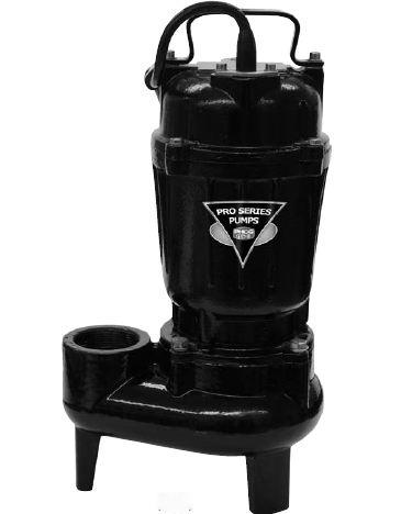Pro Series PHCC Submersible Sewage Pump  E7100-VS