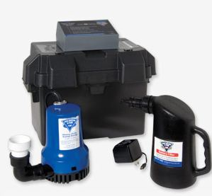 Pro Series PHCC Battery Backup Sump Pump System PHCC-1730
