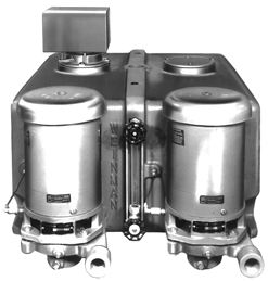Crane Condensate Return Pump Systems