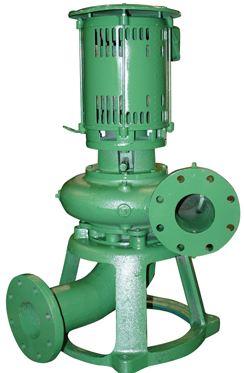 Crane Series CU Vertical Inline Pumps