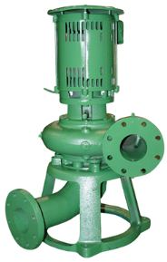 Crane UHH Non-Clog Dry Pit Pump